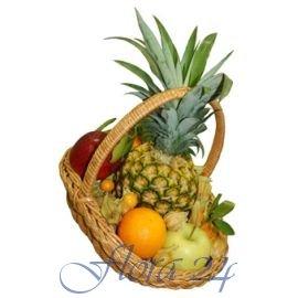 Корзина фруктов Леопольд